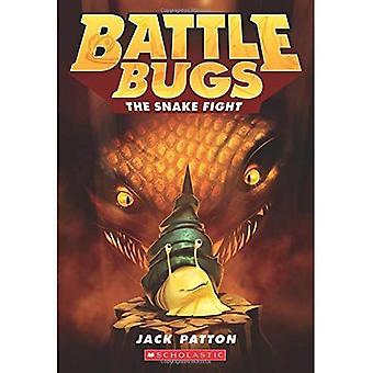 Le serpent de combat (Battle Bugs #8)