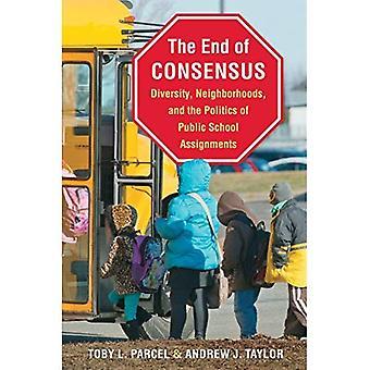 El final del consenso: diversidad, barrios y la política de asignaciones de la escuela pública