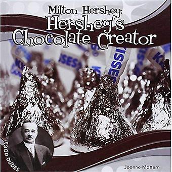 Milton Hershey:: Hershey's Chocolate Creator (Food Dudes Set 1 *2015)