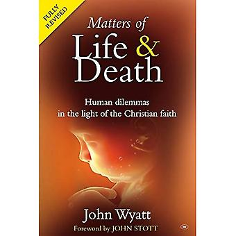 Matters of life and death (2nd Edition)