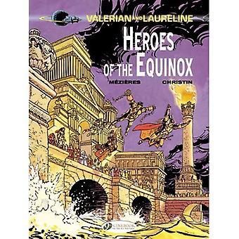 Valerian Vol.8 : Heroes of the Equinox