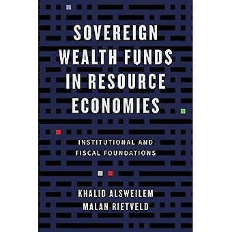Fondi sovrani in economie di risorse: basi istituzionali e fiscali