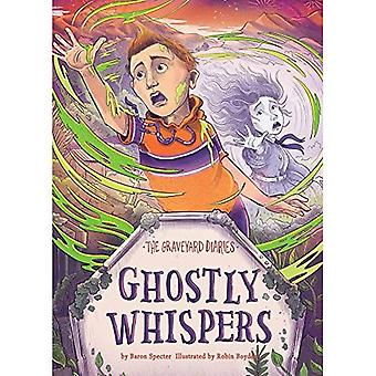 Ghostly Whispers (Graveyard Diaries)