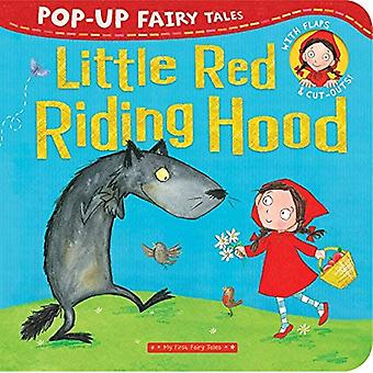Little Red ridning Hood popup-[styrelse bok]
