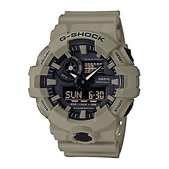 Casio analog-digital Watch quartz men with resin band GA-700UC-5AER