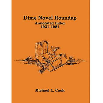 Dime roman Roundup Annotated Index 19311981 av Cook & Michael L.