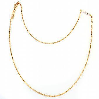 Waooh - Body Jewelry gold chain with pearls Nina