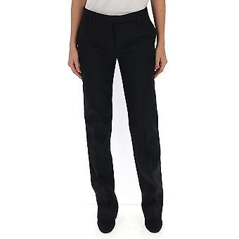Prada Black Synthetic Fibers Pants