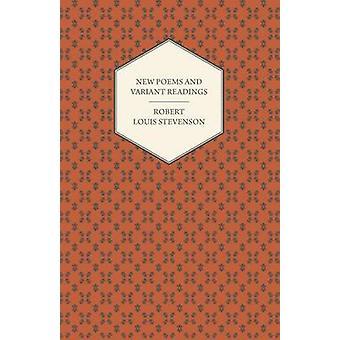 Nya dikter och Variant avläsningar av Stevenson & Robert Louis