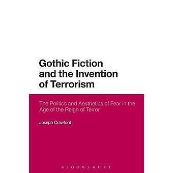 Gotisk fiktion og opfindelsen af terrorisme af Crawford & Joseph