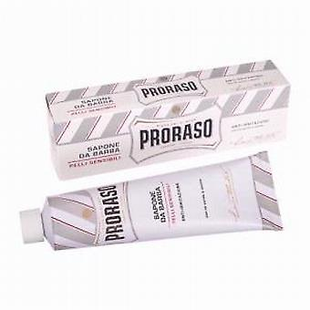 Proraso Sensitive Skin Shaving Cream Tube 150 ml