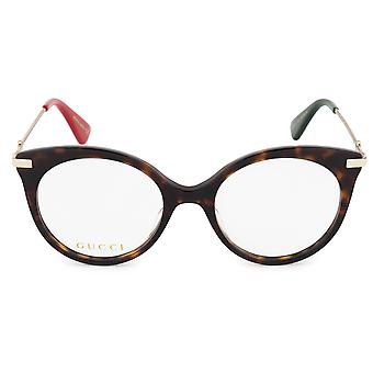 Gucci Cat Eye Eyeglass Frames GG0109O 002 50