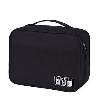 Electronics Bag, Black