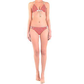Ralph Lauren Red Nylon Bikini
