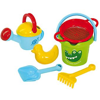 Gowi speelgoed zand Play Set (Duck) Strand Water Badspeelgoed