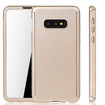 Samsung Galaxy S10e geval geval telefoon hoes beschermhoes Fullcover tank folie