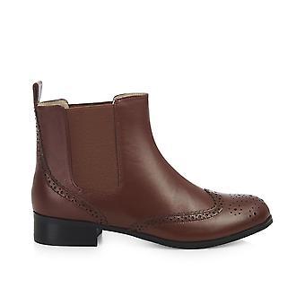 Chelsea auburn shoes