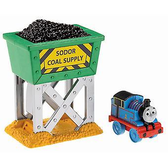 Thomas & przyjaciele Launcher Hopper węgla nowe