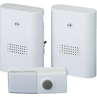 Wireless door bell Complete set Heidemann 70802