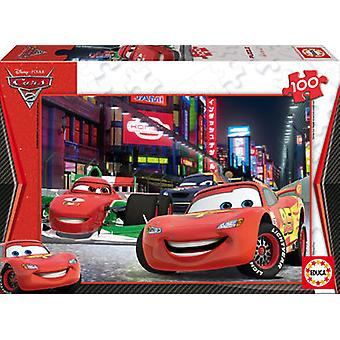 Educa 100 Cars 2 (Spielzeuge , Brettspiele , Puzzles)