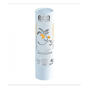 Eco Cosmetics Buckthorn Lip Balm, 4G (Woman , Cosmetics , Skin Care , Eyes and lips)