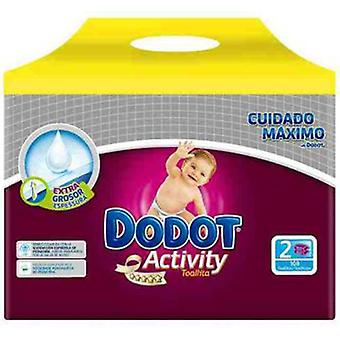 Dodot Activity wipes Duopack 108 Units (Childhood , Diaper and changers , Wipes)