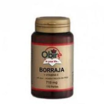 Obire Bourrache 710 mg. 110Perlas