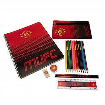 Manchester United papelería Ultimate Set FD