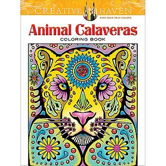 Dover Publications-Creative Haven : Animaux Calaveras DOV-05719