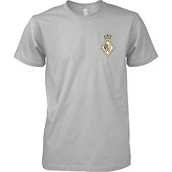 HMS Nelson - Royal Navy Shore vestiging T-Shirt kleur