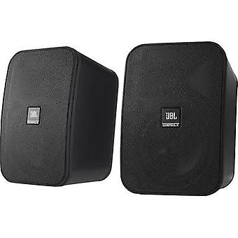 Passive monitor speaker 13 cm (5 ) JBL CONTROL X BLACK 100 W 1 pair