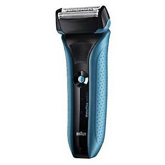 Braun 2S Waterflex Wf Blue Wet & Dry (Man , Shaving , Shavers , Facial)