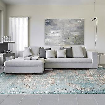 Karma Rugs Krm01 In Blue