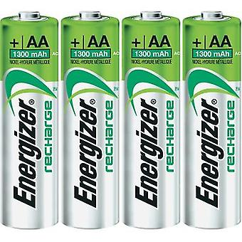 AA battery (rechargeable) NiMH Energizer Universal HR06 1300 mAh 1.2 V 4 pc(s)