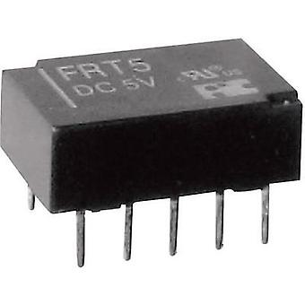 FiC FRT5-DC12V PCB Mount Miniature Relay 12Vdc 2 CO, DPDT