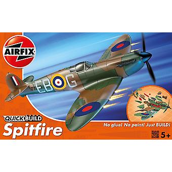 Airfix Quick Build Spitfire Flugzeug Model Kit