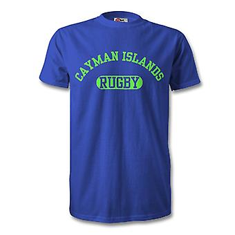 Cayman Islands Rugby T-Shirt