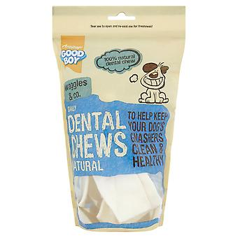 Good Boy Daily Dental Chews 180g (Pack of 4)