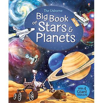 Big Book Of Stars & Planets by Bone Emily