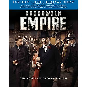 Boardwalk Empire - Boardwalk Empire: Importación USA temporada 2 [Blu-ray]
