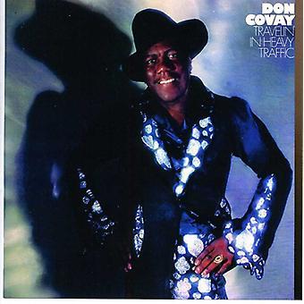 Don Covay - Travelin ' i tung trafik [CD] USA import