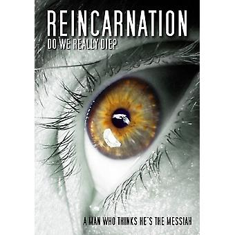 Reinkarnation [DVD] USA importerer