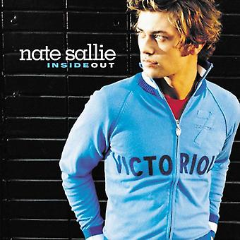 Nate Sallie - Inside Out [CD] USA import