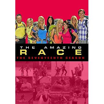Amazing Race - S17 importation USA [DVD]