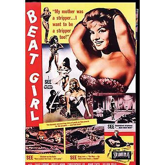 Slå pige [DVD] USA import