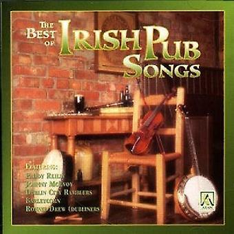 Bedste af irske Pub sange - bedste irske Pub sange [CD] USA import