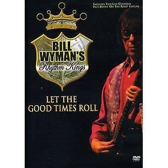 Bill Wyman - Let the Good Times Roll [DVD] USA import