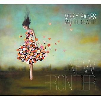 Missy Raines & nya höft - New Frontier [CD] USA import