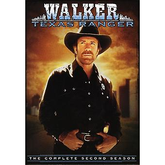 Walker Texas Ranger: Seizoen 2 [DVD] USA import