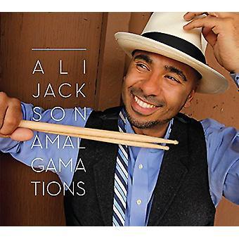 Ali Jackson - fusionsprojekter [CD] USA import
